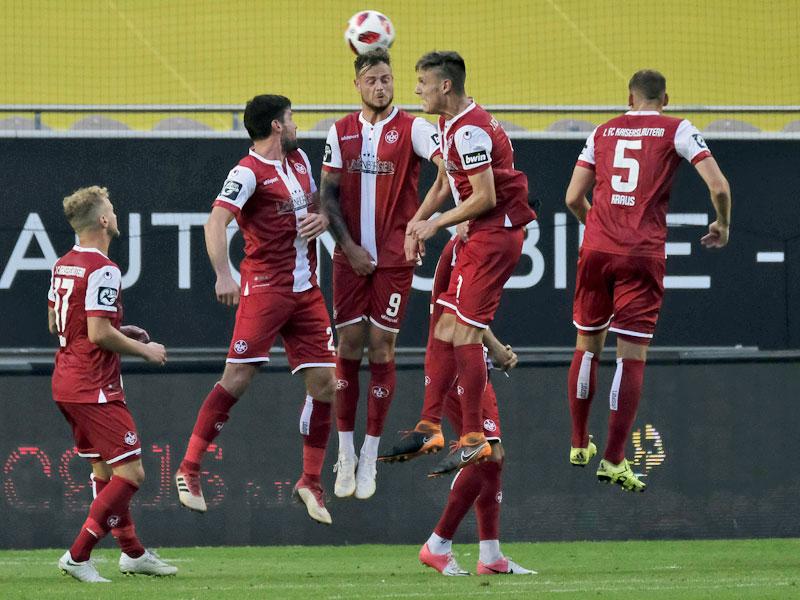 Spieler des 1. FC Kaiserslautern