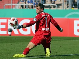 Karlsruhes Uphoff: