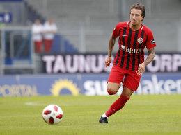 Kuhn verlängert beim SV Wehen Wiesbaden
