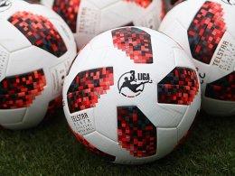 Drittliga-Spieltage 11 bis 18 zeitgenau terminiert