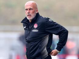 Kaiserslautern hofft auf den nächsten Schritt