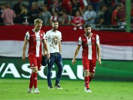 Drei Tore - FCK tritt trotzdem auf der Stelle