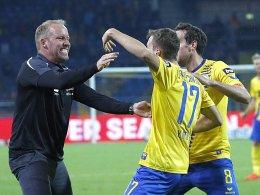 Pedersen: Vollgas gegen