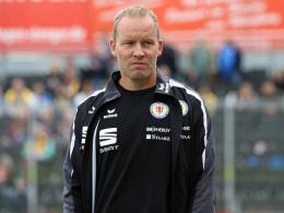 Pedersen fordert Mut, Risiko und Spielwitz