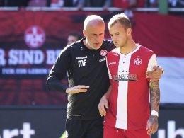 Elf Neue: FCK löst erste Landespokal-Aufgabe souverän