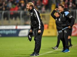 1860 München: Nur bis zur 81. Minute Tabellenführer