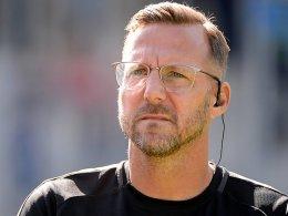 Sportliche Talfahrt: Großaspach entlässt Trainer Hildmann