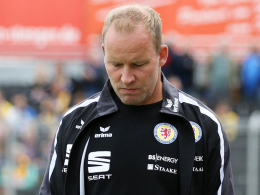 Eintracht Braunschweig entlässt Pedersen