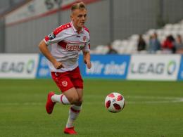 Geisler schießt Cottbus ins Viertelfinale