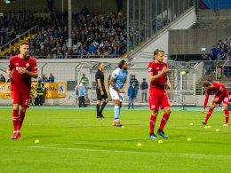 DFB verhängt Geldstrafen gegen FCK und 1860
