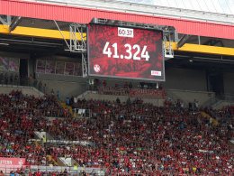Dank der Neulinge: 3. Liga winkt Zuschauerrekord