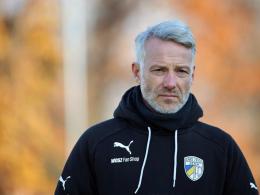 Zimmermann warnt Jena-Profis: