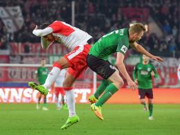 Kein Angriff nach Anpfiff: Drittliga-Protest am 17. Spieltag