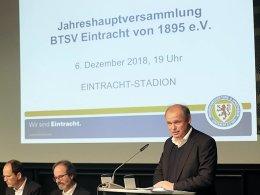 Braunschweig: Ebels Rückzug