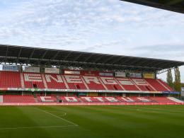 Namensrechte am Stadion der Freundschaft verkauft