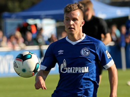 Jena holt Schalke-Talent Kübler