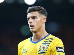 Vertrag aufgelöst: Franjic verlässt Braunschweig