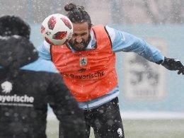 Grimaldi erleidet Sprunggelenksverletzung