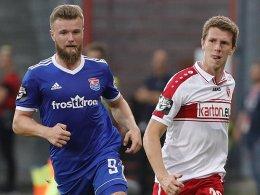 Neuer Termin für Hachings Heimspiel gegen Cottbus