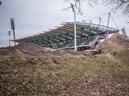 Erdhügel-Tickets: KSC geht gegen