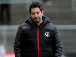 Schnelle Reaktion: Aalen entlässt Trainer Giannikis