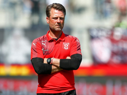 Rico Schmitt ist neuer Trainer beim VfR Aalen