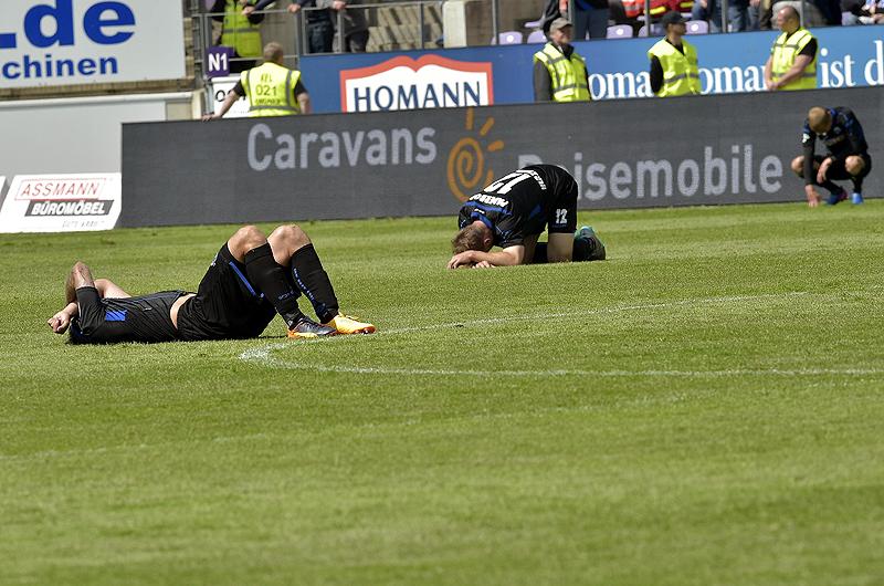 SC Paderborn: Aufsteiger, Tormaschine, Pokalschreck