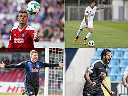 Uphoff, Grimaldi & Co.: 20 Spieler