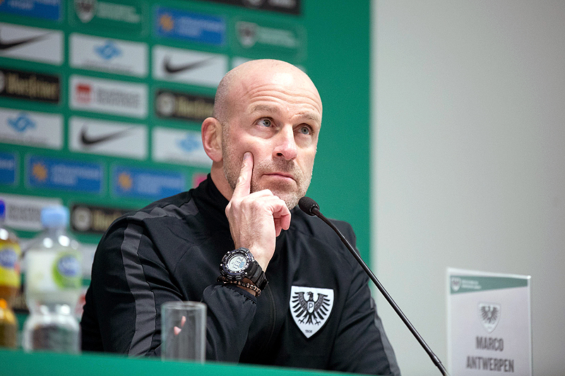 Von Thioune bis Härtel: Die Trainer der 3. Liga