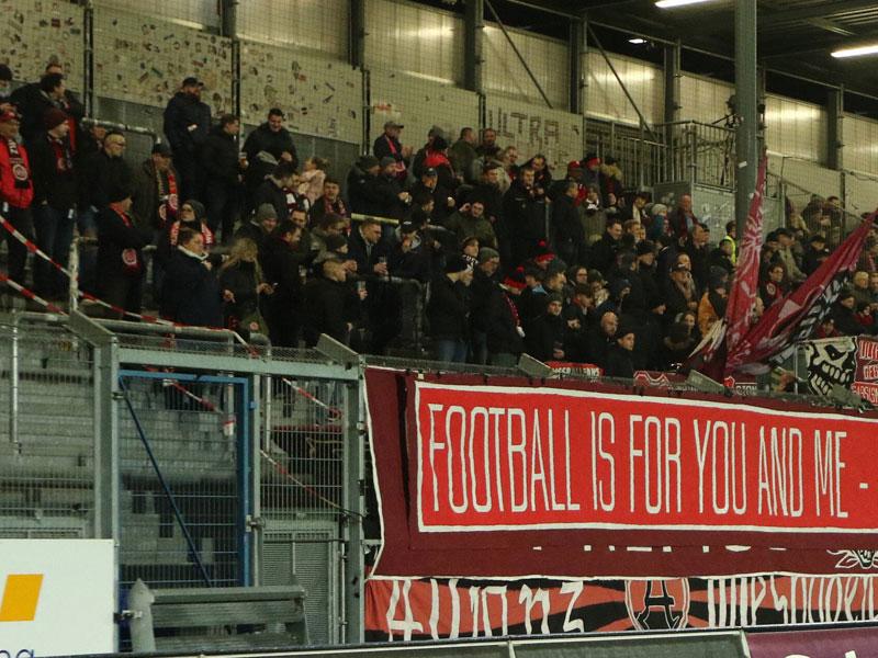 Neulinge tragen zum Zuschauer-Boom in der 3. Liga bei