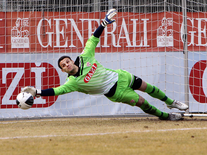 André Weis, VfB Stuttgart II (kicker-Durchschnittsnote 2,48)