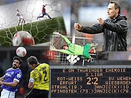 Kurzgeschichten zum 21. Spieltag