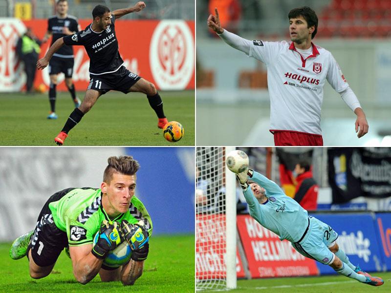 Die Topspieler der 3. Liga