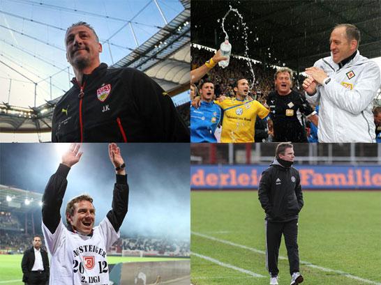 Treue Seelen: Der 100er-Klub der 3. Liga