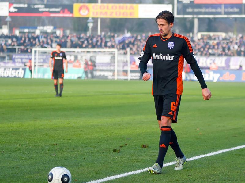 Rekordspieler in Liga 3: Stenzel mit den meisten Einsätzen