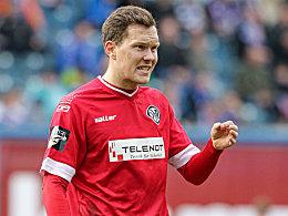 Rekordspieler in Liga 3: Müller jetzt obenauf