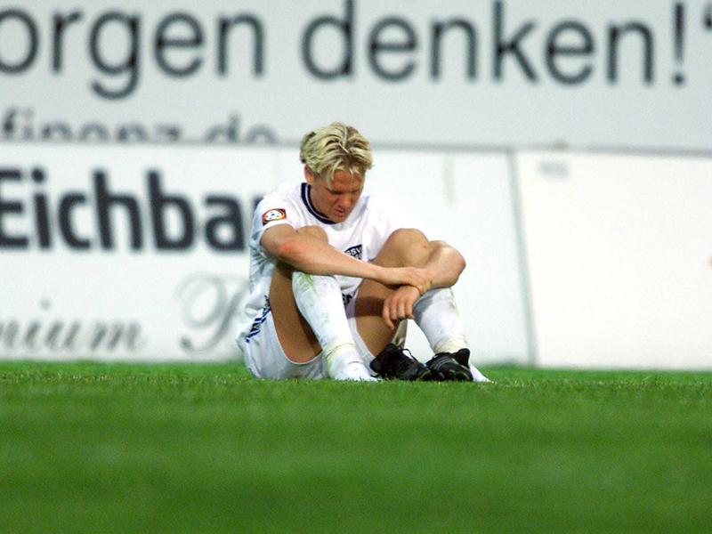 Im freien Fall: Absturz von der Bundesliga in die 3. Liga