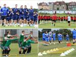 Trainingsauftakt der 3. Liga