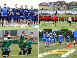 Der SC Paderborn schwitzt am l�ngsten