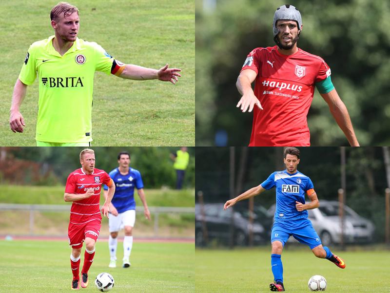 Kapitäne der 3. Liga
