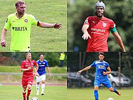 Alle 20 Kapitäne der 3. Liga