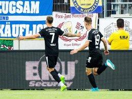 Thiele köpft Jena zu erstem Saisonsieg