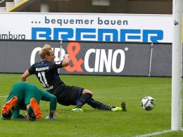 5:0! Zolinski trifft bei Paderborns Schützenfest doppelt