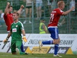 Hachinger Doppelschlag kostet Köln Punkte