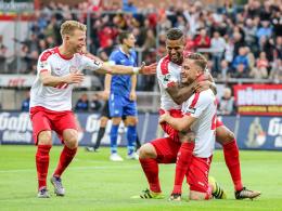 4:0! Fortuna fertigt Karlsruhe ab