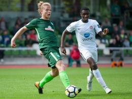 Aycicek lässt gegen Wiesbaden den Sieg liegen