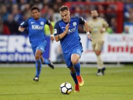 Granatowski schießt Meppen zum Derbysieg