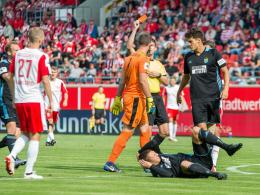 3:0 - Reinhardt und Slavov schießen Chemnitz zum Sieg