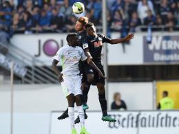 7:1! Paderborn verteidigt die Spitze mit Heimgala