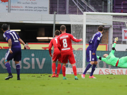 4:0! Osnabrücker Befreiungsschlag gegen Zwickau